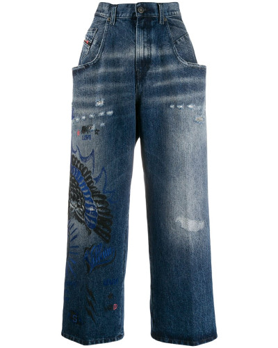Weite 'Widee' Jeans