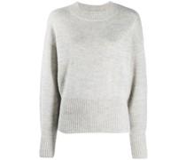 classic rib knit jumper