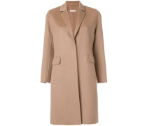 'S Max Mara single breasted coat