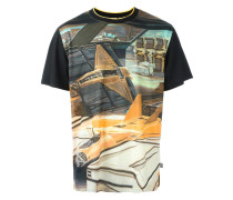 x Syd Mead 'Jet Fighter' T-Shirt