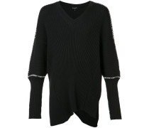 Tuareg V neck jumper