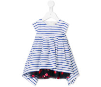 striped dress set