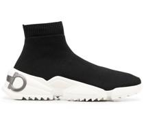 'Gancini' Slip-On-Sneakers