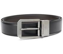 flat-buckle belt