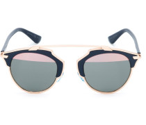 'So Real' Sonnenbrille - unisex - Acetat/Metall