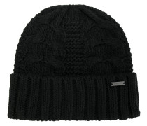 Links cable cuff hat