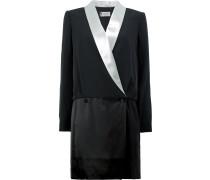Kleid im Anzug-Stil
