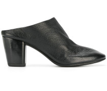 chunky heel mules - Unavailable