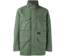 - Military-Jacke mit Pattentaschen - men