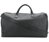 embossed holdall