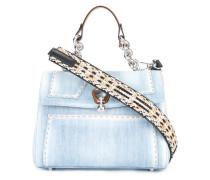 - Handtasche in Jeansoptik - women