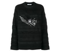 'Flying Cat' Pullover