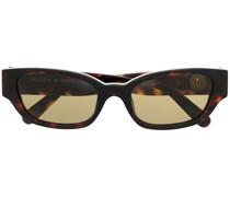 x Magda Butrym Cat-Eye-Sonnenbrille