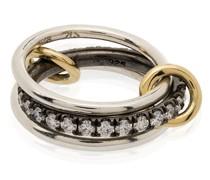 'Petunia' Ring mit Diamanten