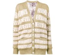 'Loved' Oversized-Cardigan