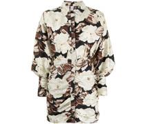 SIR. Vivienne Hemdkleid mit Blumen-Print