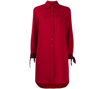 Kleid mit Schleifenbündchen