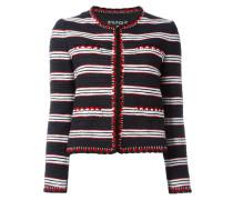 knit boxy jacket