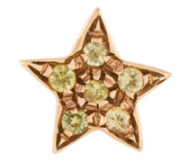 18kt rose gold 'Superstellar' star stud earring