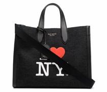 I heart NY Handtasche