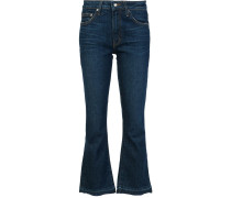 'Gia' Cropped-Jeans - women