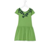 Kleid mit Blumen-Print - kids - Baumwolle - 8 J.