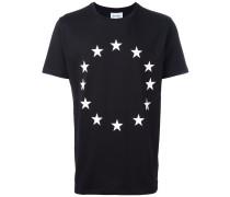 - T-Shirt mit Sternen-Print - men - Baumwolle - L