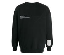 A-COLD-WALL* Sweatshirt mit Logo-Print
