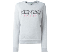 "Sweatshirt mit ""Paris""-Motiv"