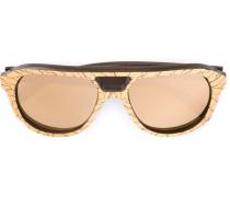 Verspiegelte 'Copa' Sonnenbrille