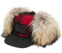Ski baseball cap
