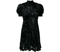 devoré dress