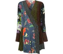 Seidenkleid mit Print - women - Seide/Elastan