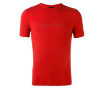 Schmales T-Shirt - men - Viskose/Elastan - 52