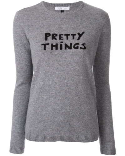 'Pretty Things' Pullover