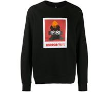 "Sweatshirt mit ""Horror Toys""-Print"
