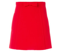 bow embellished skirt
