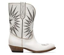 'Wish Star' Cowboy-Stiefel