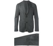 Zweiteiliger Tweed-Anzug