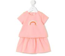 rainbow dress - kids - Baumwolle/Elastan - 36 M.