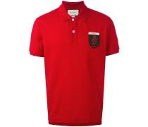 - Poloshirt mit aufgesticktem Wappen - men
