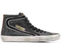 'Slide' High-Top-Sneakers