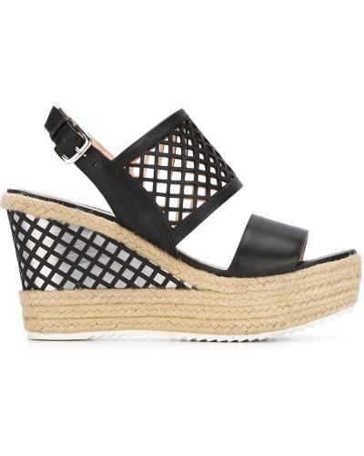steffen schraut damen sandalen mit keilabsatz reduziert. Black Bedroom Furniture Sets. Home Design Ideas