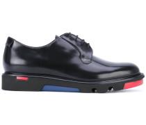 Derby-Schuhe mit dreifarbiger Sohle - men