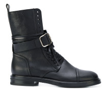 City Rock ankle boots