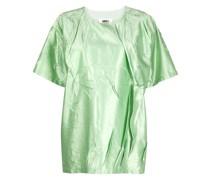 Oversized-Hemd in Knitteroptik