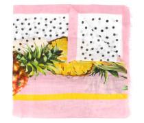 Schal mit Ananas-Print
