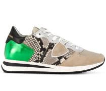 'Trpxa' Sneakers mit Schlangenleder-Optik
