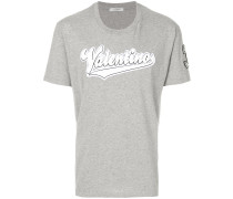 branded front T-shirt