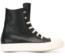 High-Top-Sneakers mit Kontrastkappe - men
